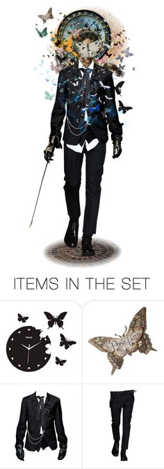 """The Beast of Fillory"" by matildaaah ❤ liked on Polyvore featuring art"