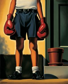 Kenton Nelson, This Boy's Reluctance