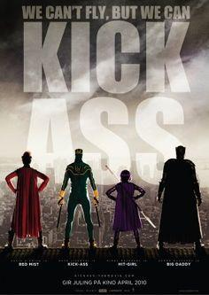 Kick Ass Quebrando Tudo ( Kick Ass )