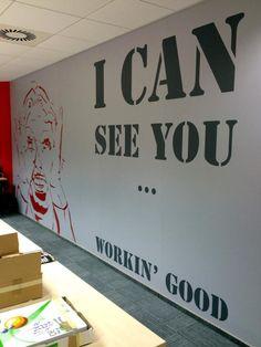 Wall Designe :)