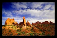 Arches National Park, Utah: Photo by Photographer Ya Zhang - photo.net
