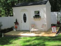 This Crafting Cottage Is the Cutest Thing You'll See Today!