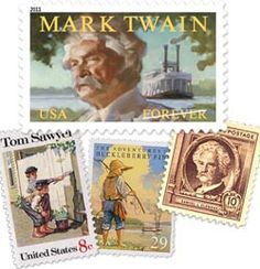 Thanks, Mr. Twain, for showing us some of the good childhood times in history.