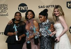 Hidden Figures, Fences, Manchester By the Sea, Win Big at SAG Awards – VMH Magazine
