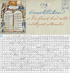 In the year the of June, the king of France Louis XVI attempted to flight from Paris to the Luxembourg. French People, Wedding Fonts, Script Fonts, Louis Xvi, Constitution, We The People, Elegant Fonts, Manual, Bring It On
