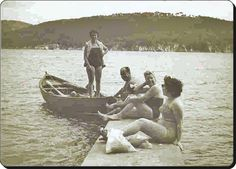 Burgazada - 1950 ler.