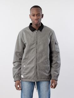 Coach Deluxe reversible jacket by WeSC SS16