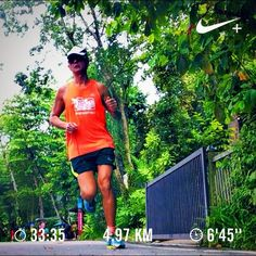 Push! Barry is running  #barryisrunning  #run #runsg #nikeplus #nikerun #nikeplusrun  #runhappy #sgrunners #runnerscommunity #runnerinspiration #runforabettertomorrow  #correr #Corrida #instarunner #iphonerunner #iphoneonly #marathontraining #wearetherunners #worlderunners  #loverunning  #RunItFast #justrunlah #runselfie  #justrunlah #newbierun #newbietriathletes #newbietriathletessg