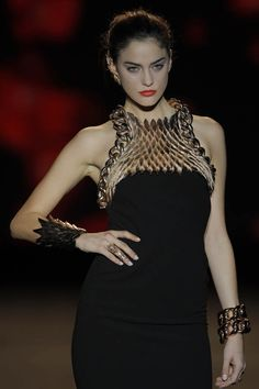 Mercedes-Benz Fashion Week Madrid: Aristocrazy 2014 in Photos