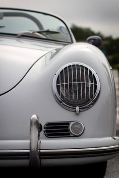 Beautiful vintage Porsche