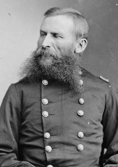 Major General George Crook
