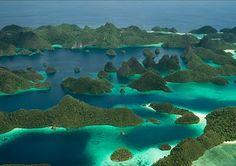 Four Kings Island, New Guinea