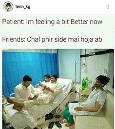 Friends be like Funny Best Friend Memes, Latest Funny Jokes, Funny School Memes, Funny True Quotes, Very Funny Jokes, Crazy Funny Memes, Really Funny Memes, Jokes Quotes, Funny Relatable Memes
