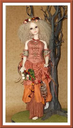 Fairy costume for MSD BJD
