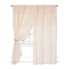 Lacy Veranda Curtain ($158) ❤ liked on Polyvore