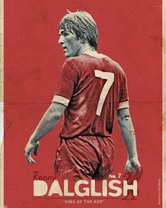 Kenny Dalglish / legend of Liverpool FC. Both as player and manager. Led Liverpool to their last league win. Liverpool Fc Badge, Liverpool Fc Champions League, Liverpool Tattoo, Ynwa Liverpool, Liverpool Legends, Liverpool Fans, Liverpool Football Club, Gerrard Liverpool, Liverpool Players