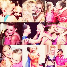 Best friends, more like sisters<3<3<3 they will always be a family!!!