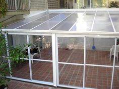 Resultado de imagen para techos para patios economicos
