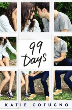 99 days - Molly Barlow is facing one long, hot summer--99 days--with the boy whose heart she broke and the boy she broke it for: his brother