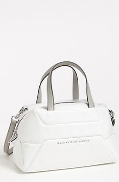 MARC BY MARC JACOBS 'Updated Tangram - Blythe' Leather Satchel available at #Nordstrom