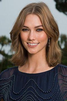 Karlie Kloss' best beauty looks: May 2014
