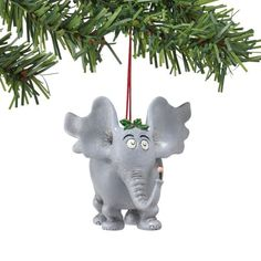 Dr. Seuss from Department 56 Horton's Who's Ornament