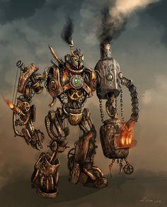 steampunk_robot_by_ziom05-d5cl5eb.jpg (800×990)