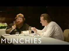 Munchies: Action Bronson's Raps Pair Well with Coastal Italian Food