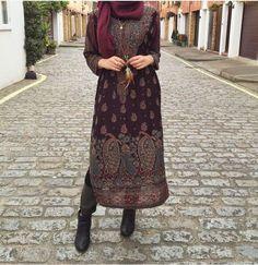 long transparent oriental tunic
