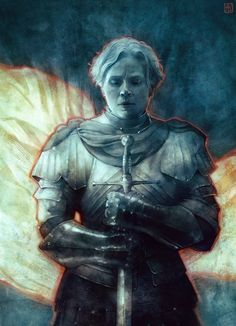 Game of Thrones - Brienne by escume.deviantart.com on @deviantART