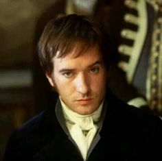 Mr. Darcy is not amused.