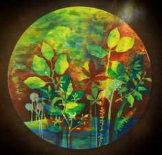 Pottery, Contemporary, Nature, Painting, Artists, Ceramics, Naturaleza, Pottery Marks, Painting Art