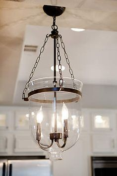 Awesome light fixture!