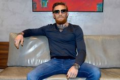 Mr. Confidence, Conor McGregor : if you love #MMA, you'll love the #UFC & #MixedMartialArts inspired fashion at CageCult: http://cagecult.com/mma