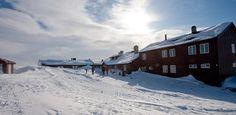 Skitur, Finse