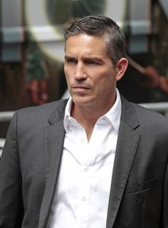 Jim Caviezel / John Reese / Pearson of interest    Oh, so hot!