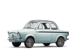 1960 Fiat Weinsberg 500 Limousette | The Bruce Weiner Microcar Museum 2013 | RM AUCTIONS