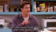 Yep, this is me too, Chandler!