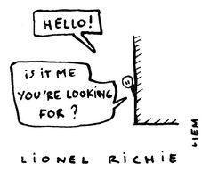 Lionel Richie. Hello!
