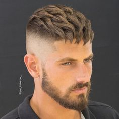 Coolest Mens Tapered Haircut Mens Hairstyles 2018 – Home Design Mens Hairstyles 2018, Cool Hairstyles For Men, Hairstyles Haircuts, Haircuts For Men, Balding Hairstyles, Hairstyle Men, Hairstyle Ideas, Hair Ideas, Medium Hair Styles