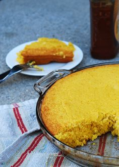 THE best gluten free, vegan, top8 free cornbread in all the land. So moist, you'll cry.