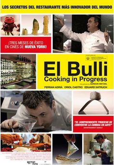 El Bulli: Cooking in Progress, documental dirigido por Gereon Wetzel