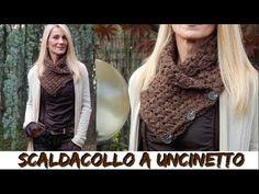 Crochet İnfant - Video tutorial paso a paso vestido niña crochet Stitch Crochet, Crochet Ripple, Crochet Cable, Easy Crochet, Tutorial Crochet, Locs, Tutu, Crochet Hook Case, Crochet Mermaid Tail
