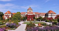 Botanical Gardens, Munchen, Germany