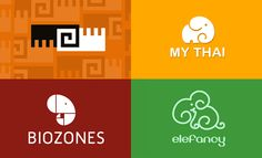 50 Creative Elephant themed Logo design examples for your inspiration. Follow us www.pinterest.com/webneel