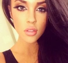 Such a lovely look #makeup #flawless