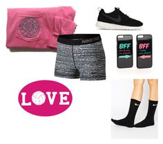 """Untitled #172"" by awesthoff0513 on Polyvore featuring NIKE and JFR"