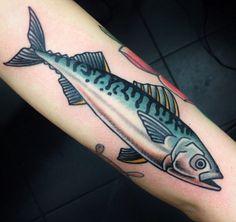 Mackerel by Dane Mancini