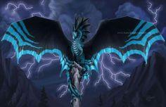My dragons body.. Kinda