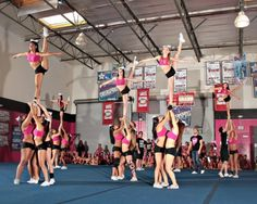 cheer stunt! #Cheerleading #cheer #cheerleader